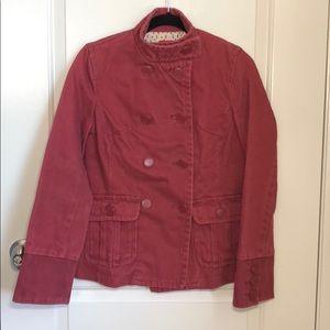 Mossimo Button Down Corduroy Jacket w/ 2 Pockets